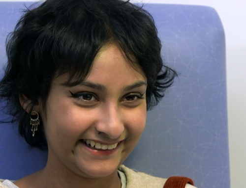 Nitya's Story – what is it like to receive CAR T cell therapy?