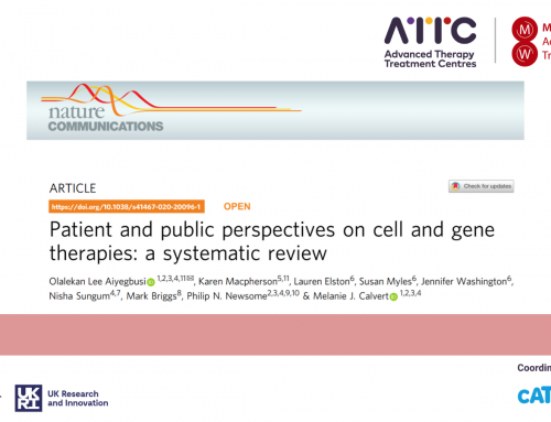 Better education needed to give patients better understanding of gene therapies, new review highlights